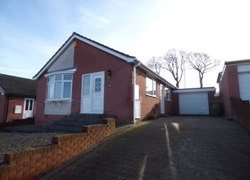 Thumbnail 3 bed detached bungalow for sale in Holmrook Road, Carlisle, Cumbria