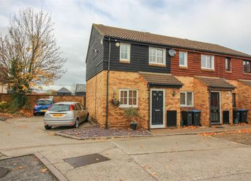 Thumbnail 2 bed end terrace house for sale in Archers, Harlow, Essex