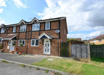 Thumbnail 3 bedroom end terrace house to rent in Radcliffe Way, Bracknell