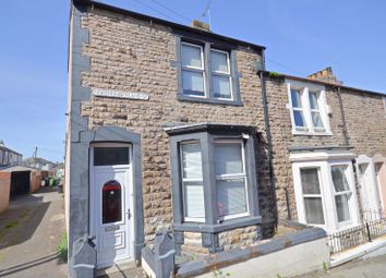 Thumbnail 3 bed end terrace house for sale in Northumberland Street, Workington