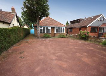 Thumbnail 3 bed detached bungalow for sale in Stockton Lane, York