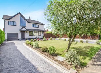 Thumbnail 5 bed detached house for sale in Kelsey Lane, Balsall Common, Coventry