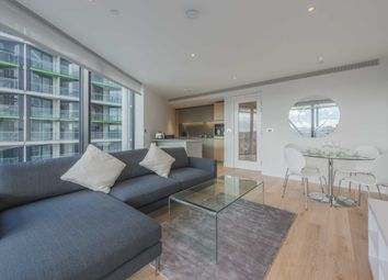 Thumbnail 1 bedroom flat for sale in Three Riverlight Quay, Nine Elms Lane, Vauxhall, London