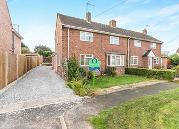 Thumbnail 3 bed semi-detached house for sale in Hillside, Kempsey, Worcester