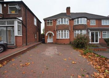 3 bed semi-detached house for sale in Gristhorpe Road, Selly Oak, Birmingham B29