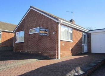 Thumbnail 2 bed detached bungalow for sale in Wade Avenue, Styvechale, Coventry