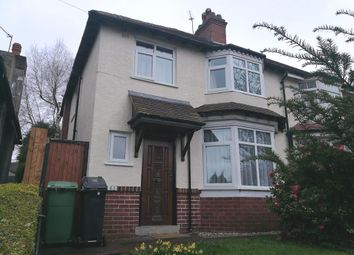Thumbnail 3 bedroom semi-detached house for sale in St. James's Road, Dudley