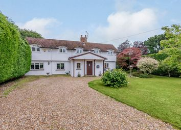 Thumbnail 4 bed detached house for sale in Sutton Place, Abinger Hammer, Dorking, Surrey