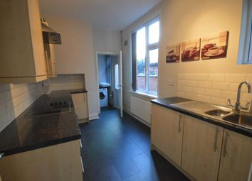Thumbnail 3 bed terraced house to rent in Welford Road, Clarendon Park, Leicester, Leicestershire