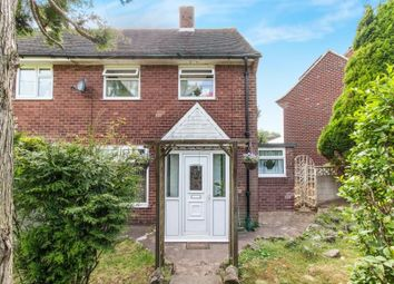 Thumbnail 2 bedroom semi-detached house for sale in Monkswood Walk, Seacroft, Leeds
