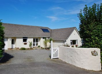 Thumbnail 4 bed bungalow for sale in Parracombe, Barnstaple