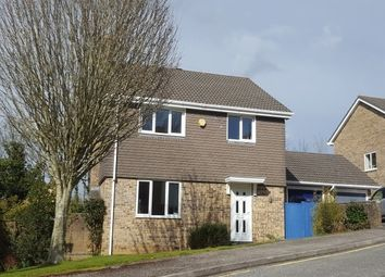 Thumbnail 4 bed property to rent in Epworth Close, Truro