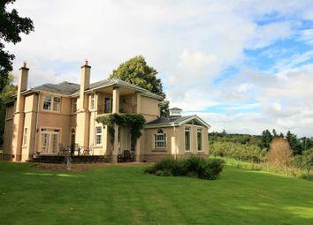 Thumbnail 5 bed detached house for sale in Drygrange, Melrose