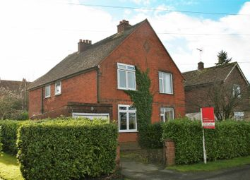 Thumbnail 3 bed semi-detached house for sale in Greenfield Road, Wrecclesham, Farnham