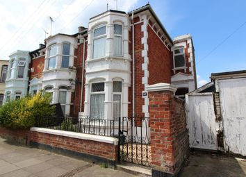 Thumbnail 3 bedroom end terrace house for sale in Fearon Road, Portsmouth