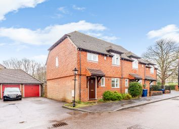 Thumbnail 3 bed semi-detached house for sale in Barncroft, Farnham