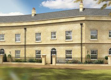"Thumbnail 3 bed terraced house for sale in ""The Galileo"" at Epsom Avenue, Towcester"