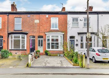 Thumbnail 2 bed terraced house for sale in Temple Road, Sale, Greater Manchester