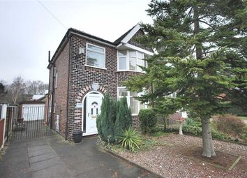 Thumbnail 3 bed semi-detached house for sale in Newearth Road, Worsley, Manchester
