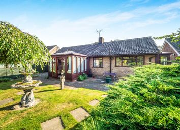 Thumbnail 2 bed detached bungalow for sale in Pauls Lane, Overstrand, Cromer