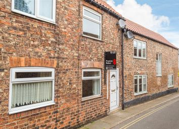 Thumbnail 2 bedroom terraced house to rent in Threadgold Lane, Cawood, Selby, North Yorkshire