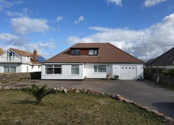 Thumbnail 4 bed detached house for sale in Beach Road, Kewstoke, Weston-Super-Mare