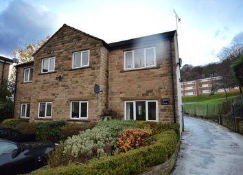 Thumbnail 2 bed flat for sale in Wood Lane, Huddersfield