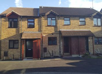 Thumbnail 3 bed end terrace house to rent in Bridger Way, Crowborough