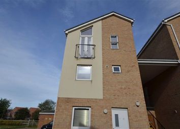 Thumbnail 2 bed flat for sale in Clog Mill Gardens, Selby