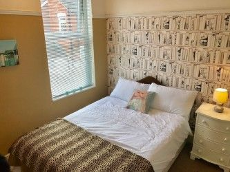 Thumbnail 5 bed shared accommodation to rent in Upperton Road, Leicester