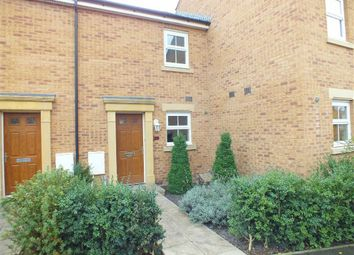 Thumbnail 2 bed terraced house to rent in Cusance Way, Hilperton, Wiltshire