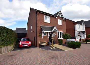 Thumbnail 4 bed detached house for sale in Windlemere Close, Buckshaw Village, Chorley