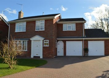 Thumbnail 4 bed detached house for sale in St John Close, Leasingham, Sleaford