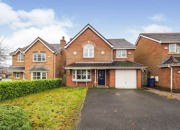 Thumbnail 4 bed detached house for sale in Hutchinson Way, Radcliffe, Manchester