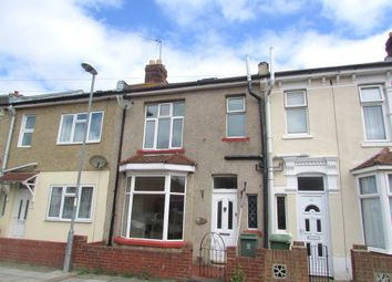 Thumbnail 3 bed terraced house for sale in Keswick Avenue, Portsmouth