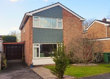 Thumbnail 4 bed detached house for sale in Beech Close, Bristol