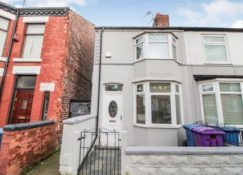 2 bed terraced house for sale in Baden Road, Stoneycroft, Liverpool L13