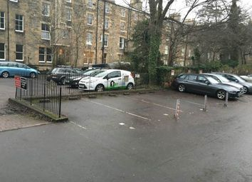 Thumbnail Parking/garage to rent in West Maitland Street, Edinburgh
