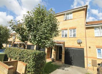 Thumbnail 3 bed terraced house to rent in Lindisfarne Drive, Monkston, Milton Keynes