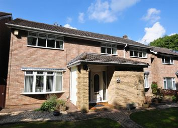 Thumbnail 5 bed detached house for sale in Bracton Drive, Whitchurch, Bristol