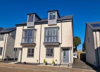 3 bed semi-detached house for sale in Cobham Close, Plymouth PL6