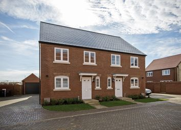 Thumbnail 4 bed end terrace house to rent in Wetherby Road, Bicester