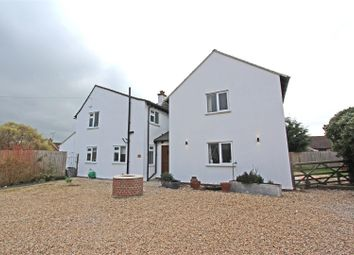 Thumbnail 5 bedroom detached house for sale in High Street, Pointon, Sleaford