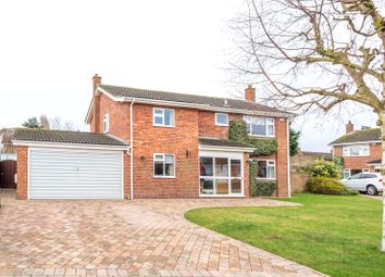 Thumbnail 4 bed detached house to rent in Anson Croft, Hambleton, Selby