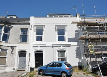 Thumbnail 1 bed flat for sale in Hill Park Crescent, Plymouth