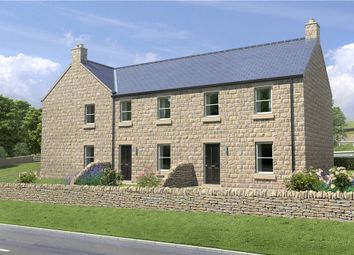 Thumbnail 3 bedroom terraced house for sale in Plot 7 Deer Glade, Darley, Harrogate, North Yorkshire