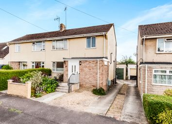 Thumbnail 3 bed semi-detached house for sale in Saxon Way, Witney