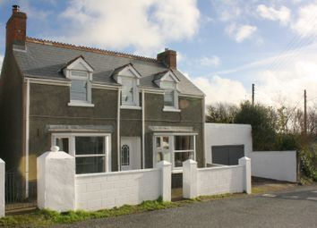 Thumbnail 3 bed detached house for sale in Herbrandston, Milford Haven
