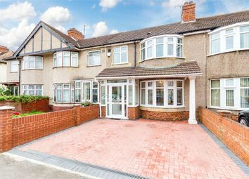 Thumbnail 3 bed terraced house for sale in Bourne Avenue, Hayes, Middlesex
