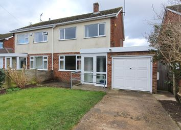 Thumbnail 3 bed semi-detached house to rent in Chalmers Avenue, Milton Keynes